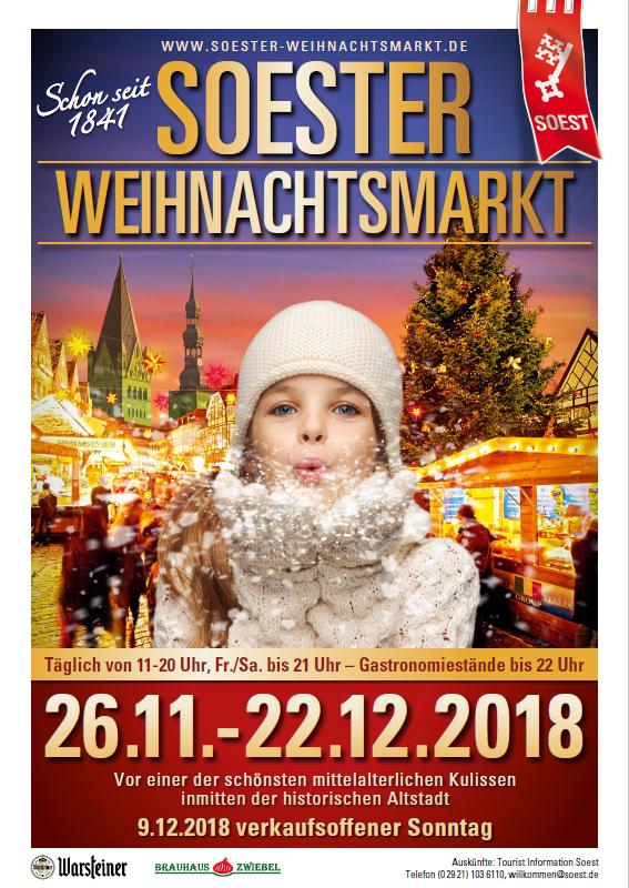 Soest Weihnachtsmarkt.Kfd Fahrt Zum Weihnachtsmarkt Soest Anreppen